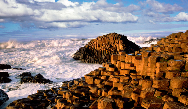 The Giant's Causeway