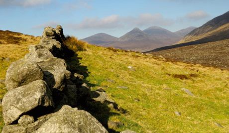 The Mourne Mountains, County Down