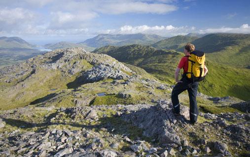 Wandern in Connemara
