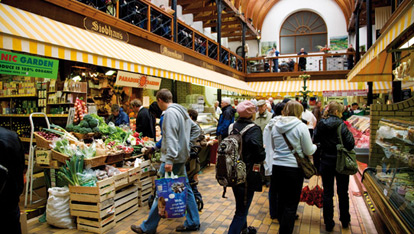 English Market, Cork city