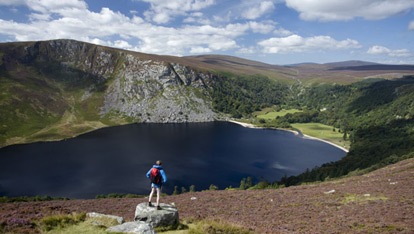 Lough Tay, County Wicklow