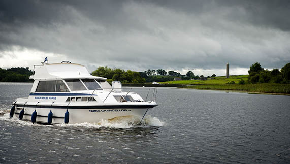 Devinish-Insel, Lough Erne, Grafschaft Fermanagh