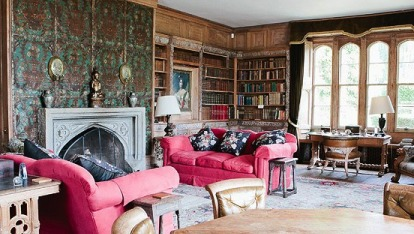 "Period perfection at Lisnavagh fourni par <a href=""http://www.lisnavagh.com/"" >Lisnavagh House</a>"
