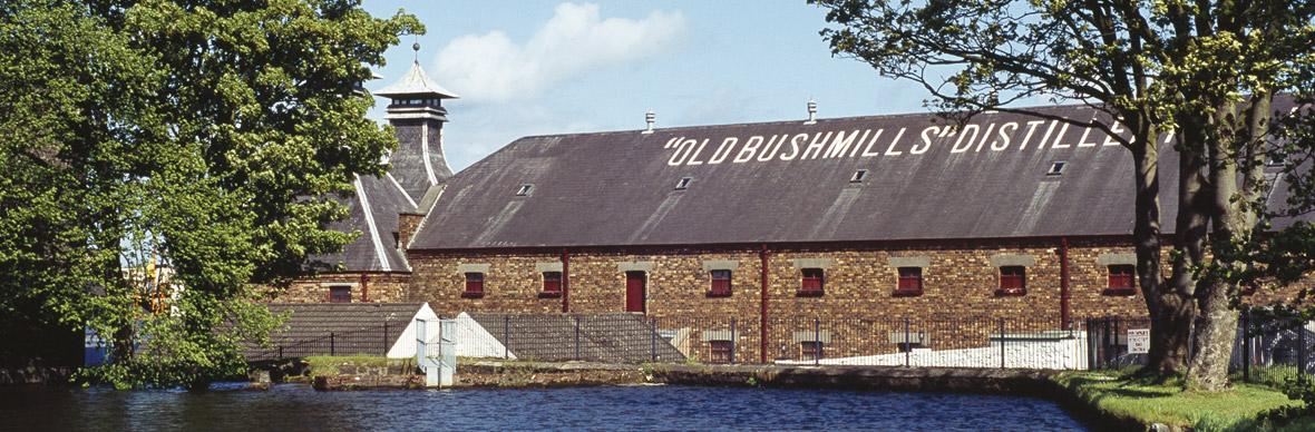 Old Bushmills Distillery, County Antrim
