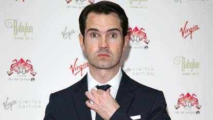 Funnnyman Jimmy Carr