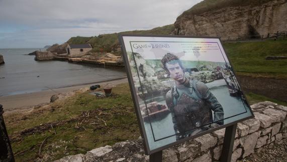 Filmed in Northern Ireland