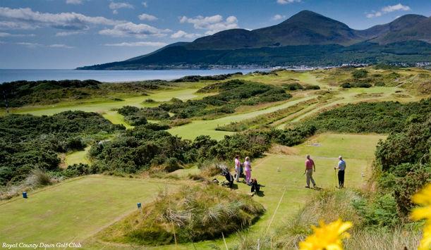 Gagnez un s jour golf en irlande for Royal county down