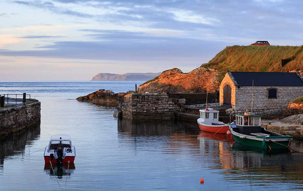 Ballintoy Harbour (Iron Islands)
