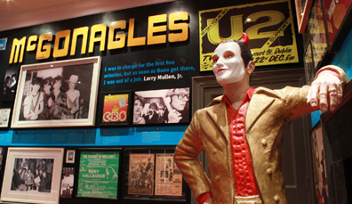 U2's Dublin