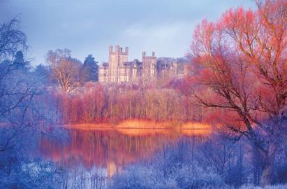 Fall castles