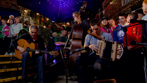 The Fleadh Cheoil in Derry~Londonderry