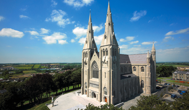 St Patricks Cathedral, Armagh