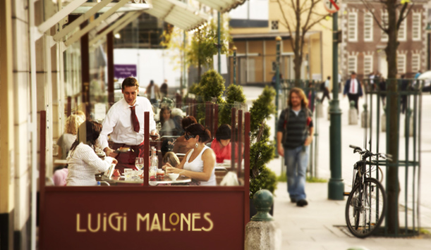 Luigi Malone's, Cork city