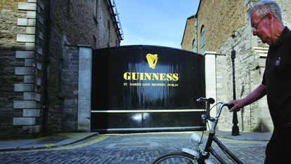 St James' Gate, Guinness Storehouse, Dublin city