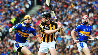 The Kilkenny Cats take on Tipperary in hurling