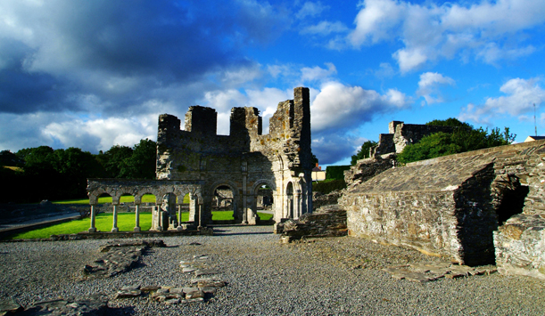 Mellifont Abbey, County Louth