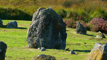 Beaghmore Stone Circle, County Tyrone