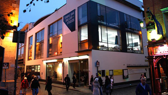 The Temple Bar Gallery and Studio