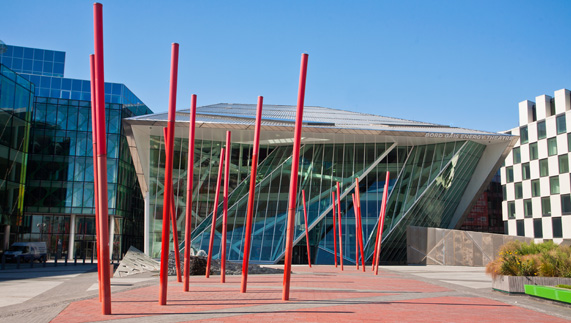 The Bord Gáis Energy Theatre, Dublin City