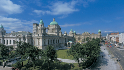 Belfast City Hall, Belfast City