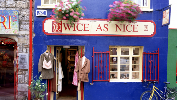 Twice As Nice, Galway City