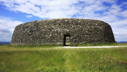 "Grianan of Aileach provided by <a href=""http://visitinishowen.com/"" >Visit Inishowen</a>"