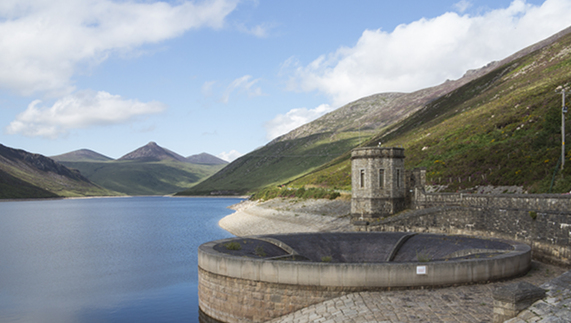 Silent Valley Reservoir, County Down