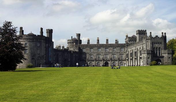 Kilkenny's medieval centrepiece