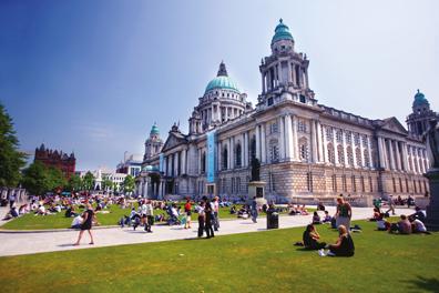 Stadt Belfast
