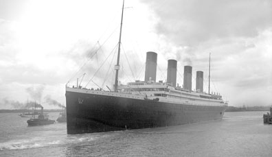 Titanic: Designed, Built and Launched from Belfast