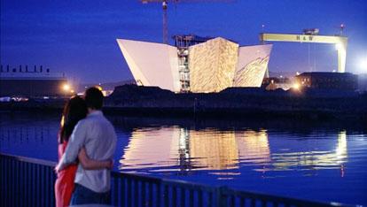 Titanic Belfast Visitor Centre