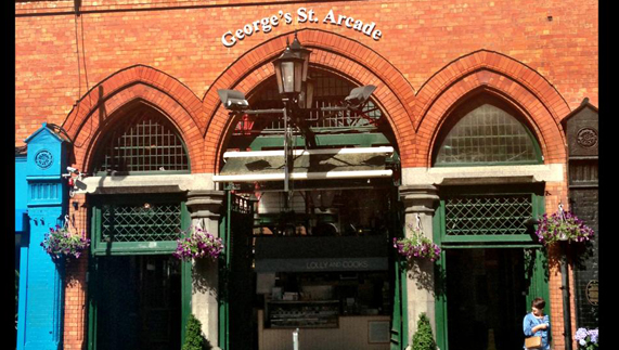 George's St Arcade, Dublin City