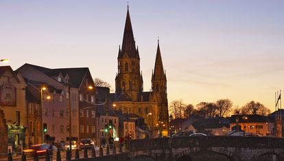 St Finbarr's Cathedral, Cork City