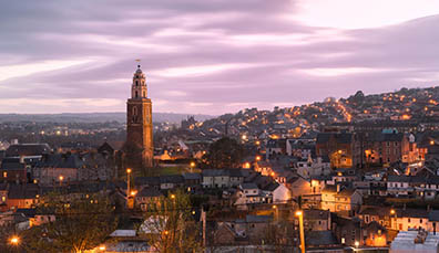 Ville de Cork