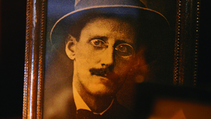 James Joyce, one of Ireland&#39;s Literary greats