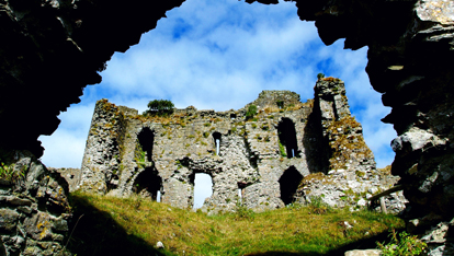 Castleroche is a Norman castle located northwest of Dundalk