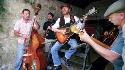Bluegrass Festival, County Tipperary