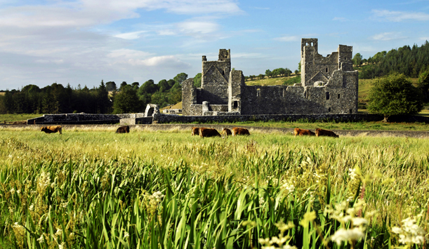 Fore Abbey, Castlepollards, County Westmeath