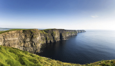 Wild Atlantic Way: Cliff Coast