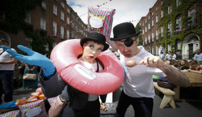 4. JUNE: Bloomsday Festival