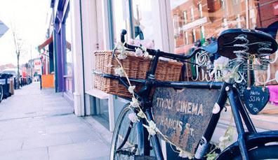 Dublin: cycle city