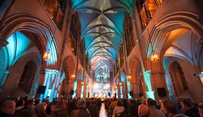 Dublin city: festivals