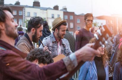 Dublin: Musik
