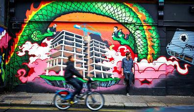 Dublin: cycle the city