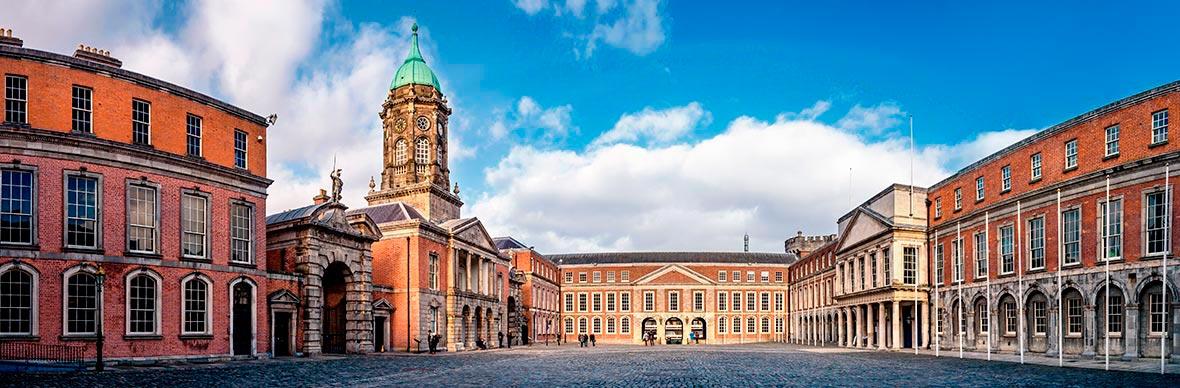 The Courtyard, Dublin Castle