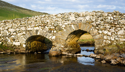 The Quiet Man Bridge, County Galway