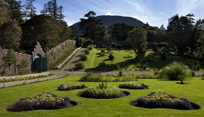 A Connemara garden