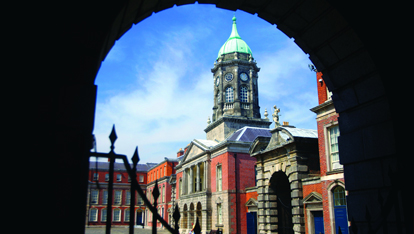 Dublin Castle, Dublin city