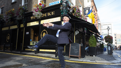 Literary Pub crawl in Dublin City