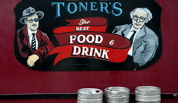 Toners, Dublin city